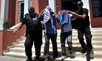 Po nepavykusio perversmo Turkijoje vyksta masiniai suėmimai