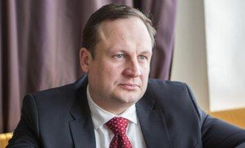 Prosecutor General Evaldas Pašilis