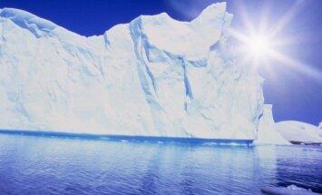 Ledkalnis, klimato kaita