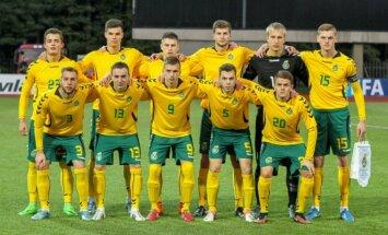 Lietuvos jaunimo U21 futbolo rinktinė