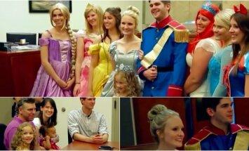 Princesės teismo salėje