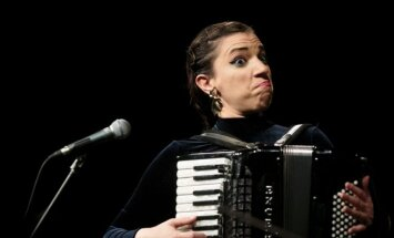 Magda Banda koncertas