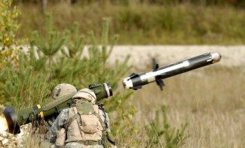 Javelin anti-tank missile