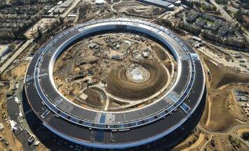 Statoma Apple būstinė