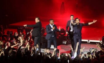 One love show 2017 koncertas