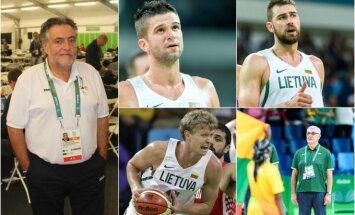 Pepu Hernandezas išsakė savo nuomonę apie Lietuvos krepšinio rinktinę