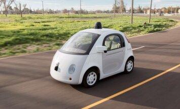 Autonomiškas Google automobilis