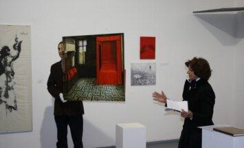 Antrasis šiuolaikinio meno aukcionas