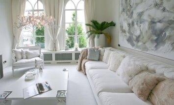 Interjero elementas, kuris namams suteikia jaukumo ir prabangos įspūdį