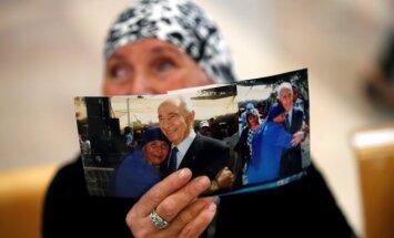 Shimono Pereso gerbėja