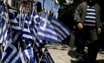 Spėja Graikijos likimą: blogiausio scenarijaus pavyks išvengti