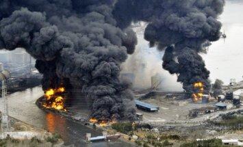 Japonija po žemės drebėjimo ir cunamio