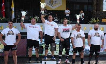 Baltijos šalių galiūnų čempionatas