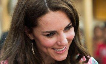 Kate Middleton Indijoje