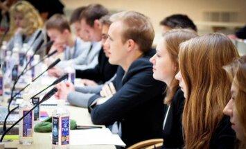 Europos Jaunimo Parlamento sesija Kaune