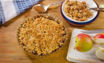 Ypatingas obuolių pyragas