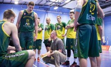 Lituanica krepšininkai (G200 nuotr.)
