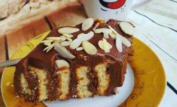 Pyragaitis su kava
