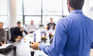 Kokios savybės būtinos lyderiui