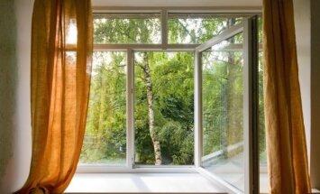 Namų tvarkytojos patarimai, kaip valyti langus