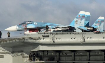 Rusijos lėktuvnešis Admiral Kuznetsov