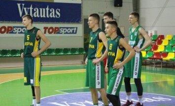 Lietuvos 16-mečių rinktinės nariai