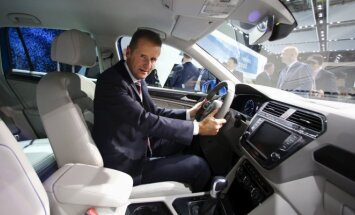 VW direktorius Herbertas Diessas