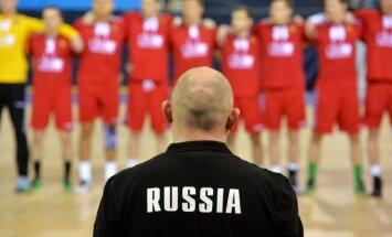 Rusijos vyrų rankinio rinktinė