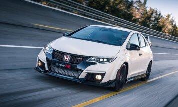Dabartinės kartos Honda Civic Type R