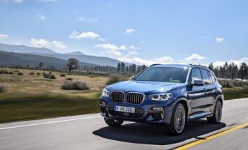Trečios kartos BMW X3