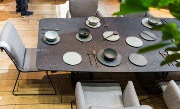 """<span style=""""color: #ff0000;"""">Specialiai iš Milano:</span> interjero parodoje šiemet didelis dėmesys virtuvės bei vonios zonoms"""