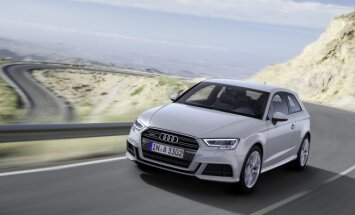 Atnaujintas Audi A3