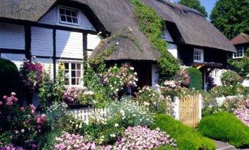 """7 patarimai, kaip sukurti angliško stiliaus kaimo sodybą <span style=""""color: #ff0000;"""">FOTO</span>"""