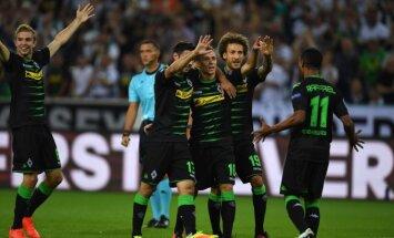 Moenchedgladbacho Borussia futbolininkai