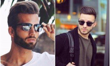 Vyriškos šukuosenos