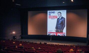 "Filmo apie Džeimsą Bondą ""007 Spectre"" premjera"