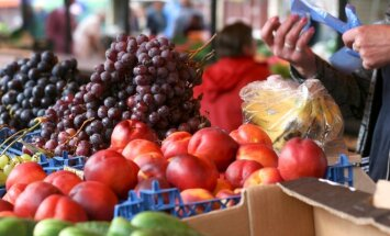 Stoja į kovą prieš nuodus, kuriuos europiečiai valgo su vaisiais ir daržovėmis