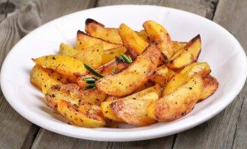 Keptos bulvės