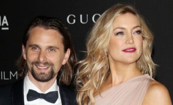 Matt Bellamy ir Kate Hudson