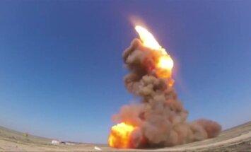 Rusijos gynybos ministerija pademonstravo savo superginklus: vaizdai primena veiksmo filmą