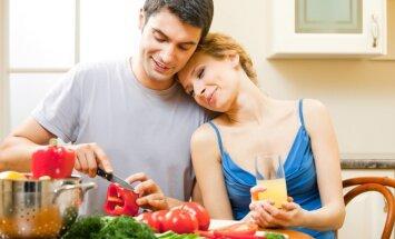 Intuityvus valgymas padeda grįžti prie natūralaus kūno svorio