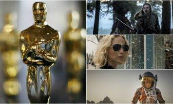 Kas laimės Oskarus?