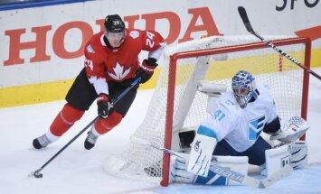 Ledo ritulys: Kanada – Europos rinktinė
