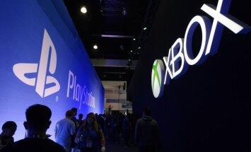 Playstation, PS4, Microsoft, Xbox, Sony