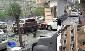 Sprogimas Stambule