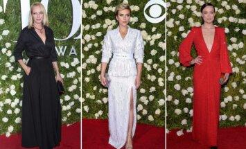 Uma Thurman, Scarlett Johansson, Olivia Wilde