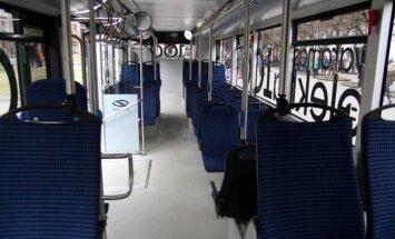 Elektrinis autobusas Kaune
