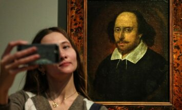 Williamo Shakespeare'o portretas