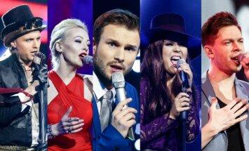 Eurovizijos dalyviai