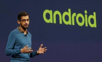 Sundaras Pichai, Google viceprezidentas, vadovaujantis Android, Chrome ir programėlėms